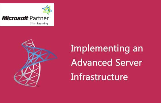 MS 20414 - Implementing an Advanced Server Infrastructure 2012