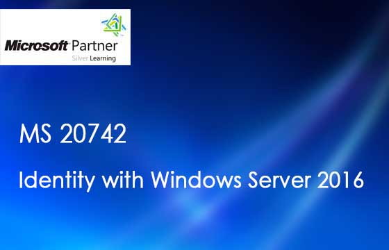 MS 20742 - Identity with Windows Server 2016